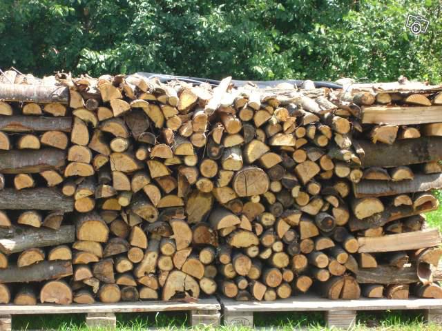 le bois de chauffage directement chez vous en gironde - vente bois